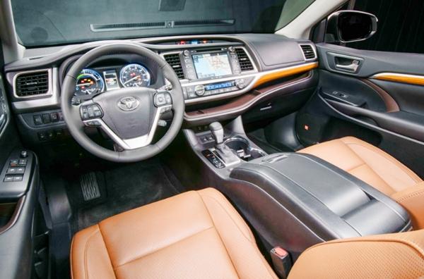 2019 Toyota Highlander Hybrid Redesign Concept
