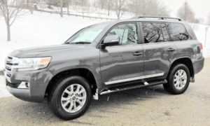 2019 Toyota Land Cruiser Redesign Concept and Price Canada