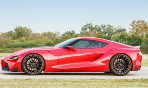 2019 Toyota Supra Release Date and Price Australia
