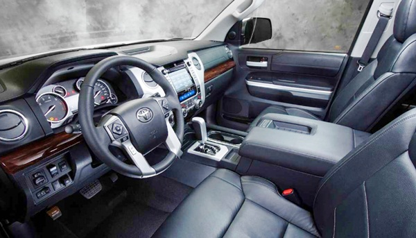 2019 Toyota Tundra Redesign Concept