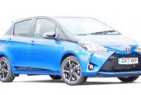 2019 Toyota Yaris Hybrid Hatchback Redesign