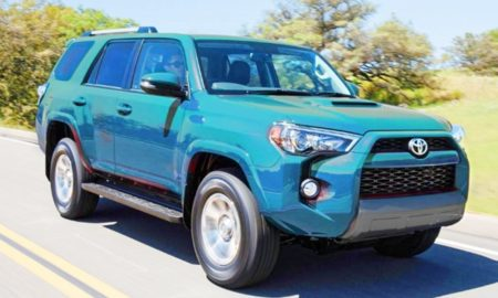 2020 Toyota 4Runner TRD Pro and Limited Redesign