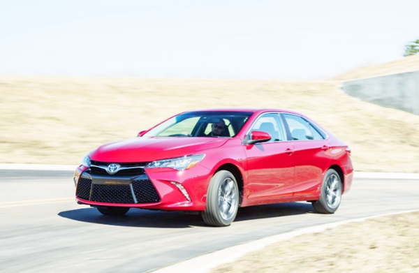 2020 Toyota Camry Redesign