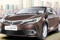 2020 Toyota Corolla Altis Review