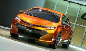2020 Toyota Corolla Concept Review