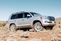2020 Toyota Land Cruiser Concept Canada