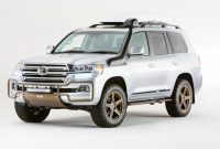 2020 Toyota Land Cruiser Redesign Concept