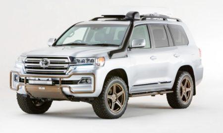 2020 Toyota Land Cruiser Redesign Concept