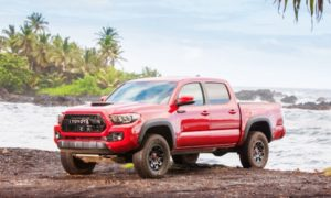 2020 Toyota Tacoma Lease Towing Capacity