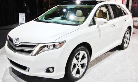 2020 Toyota Venza Redesign