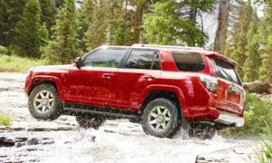 2018 Toyota 4Runner TRD Pro Limited Edition