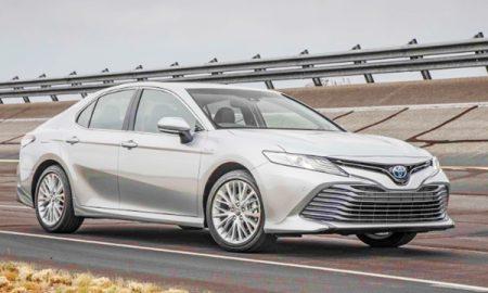 2018 Toyota Camry Hybrid XLE