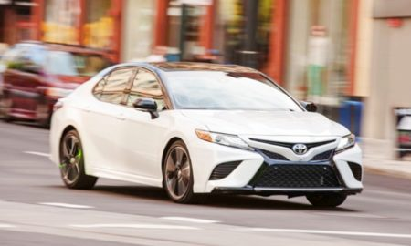 2018 Toyota Camry XSE V6 0-60 Review