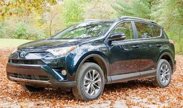 2019 Toyota RAV4 Hybrid Cars