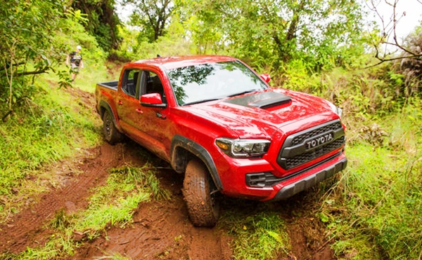 2017 Toyota 4runner >> 2019 toyota tacoma changes | Toyota Cars Models