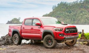 2019 Toyota Tacoma TRD Pro 4x4 Automatic Review