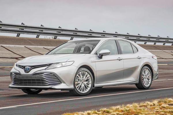 2018 Toyota Camry Overview Canada