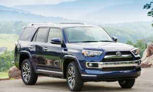 2019 Toyota 4Runner News World Report