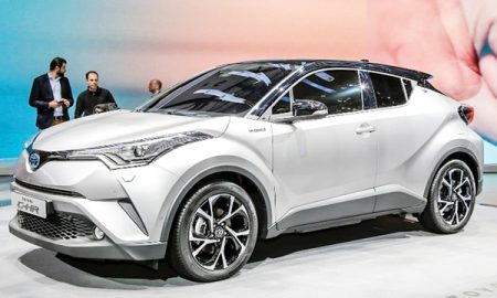 2020 Toyota CHR Redesign