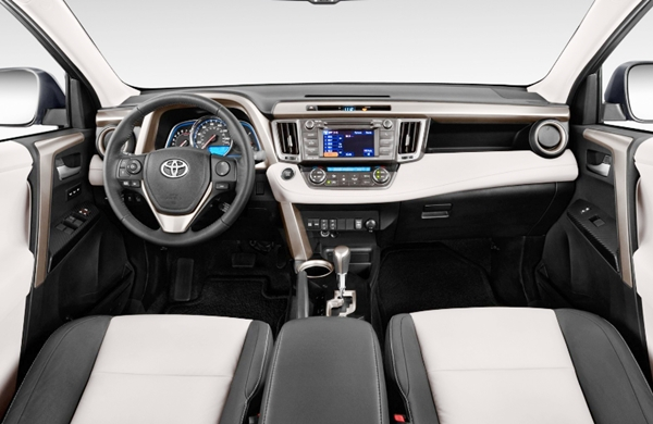 2020 Toyota RAV4 Redesign Changes