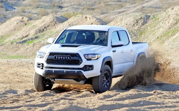 2020 Toyota Tacoma Redesign News