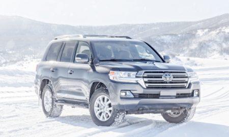 2019 Toyota Land Cruiser J300 Review