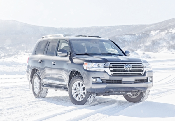 2019 Toyota Land Cruiser J300 Review