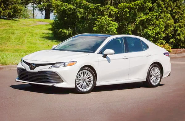 2020 Toyota Camry Release Date