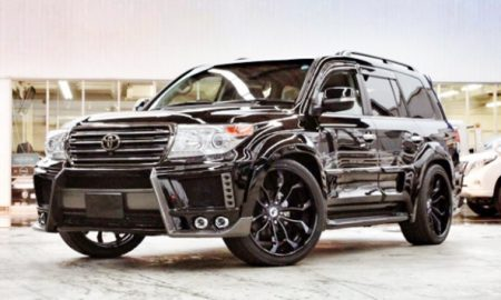 2020 Toyota Land Cruiser Release Date UK