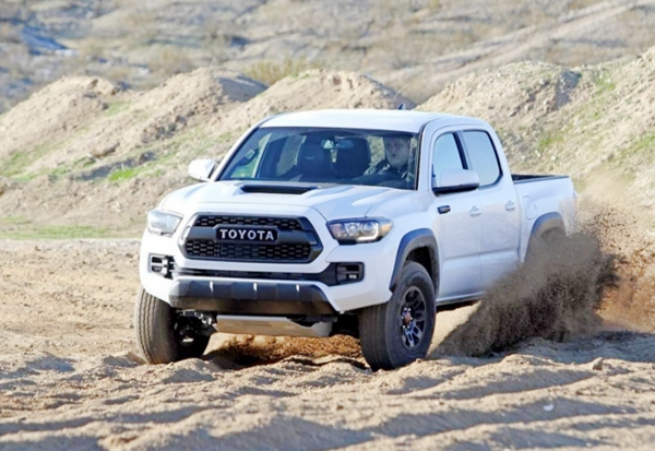 2020 Toyota Tacoma Redesign