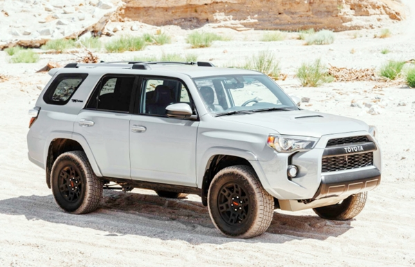 2019 Toyota 4Runner Review Canada