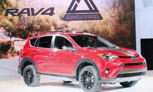 2019 Toyota RAV4 Hybrid Release Date USA