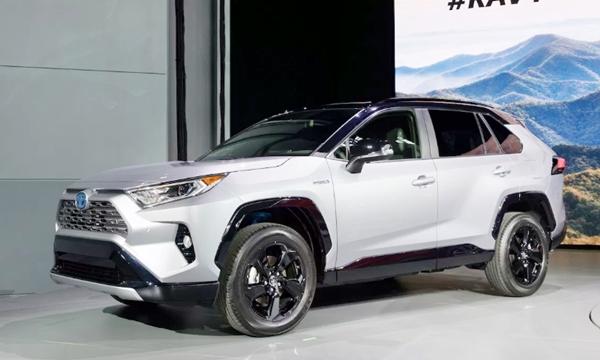 2019 Toyota RAV4 Hybrid Release Date