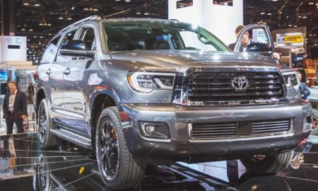 2019 Toyota Sequoia Limited Edition Review