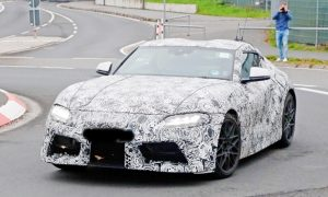 2019 Toyota Supra Leaked Release Date