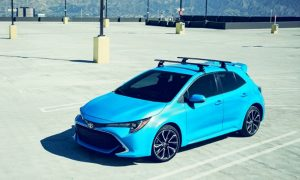2019 Toyota Corolla IM Hatchback Review