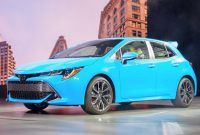 2019 Toyota Corolla Release Date