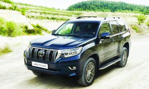 2019 Toyota Land Cruiser UTE Review