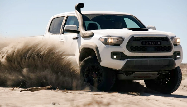 2019 Toyota Tacoma TRD Off Road Review