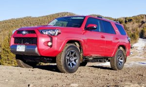 2019 Toyota 4Runner SR5 Premium Review