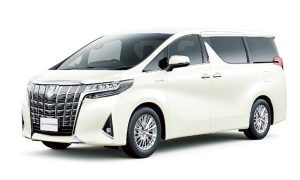2019 Toyota Alphard Facelift Review