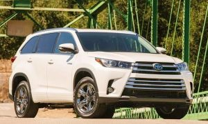 2019 Toyota Highlander Hybrid Limited Edition Review