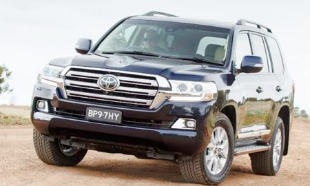 2019 Toyota Land Cruiser 200 Review