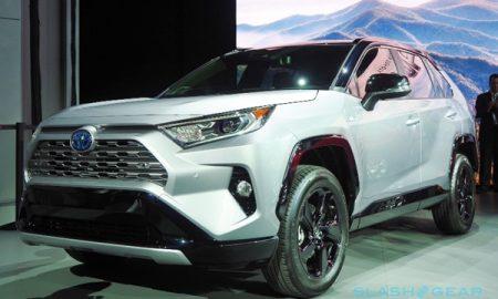 2019 Toyota RAV4 Limited AWD Hybrid United State