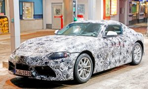 2019 Toyota Supra Manual Transmission