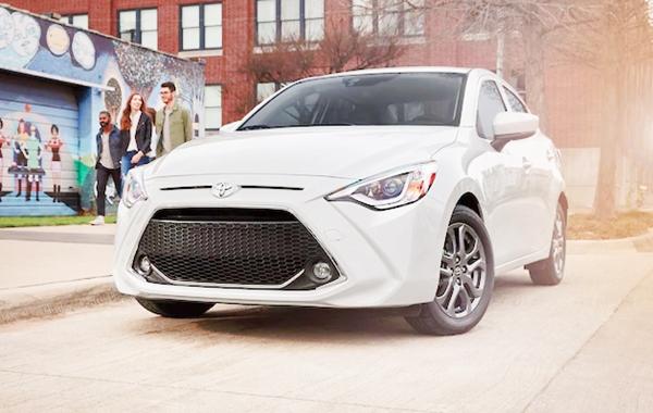 2019 Toyota Yaris Sedan Review