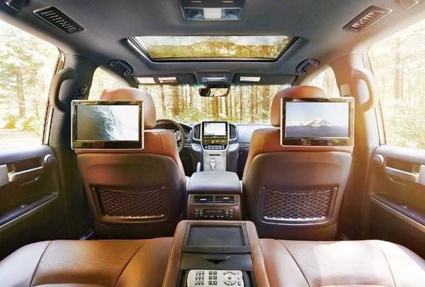 2019 Toyota Land Cruiser Prado Redesign