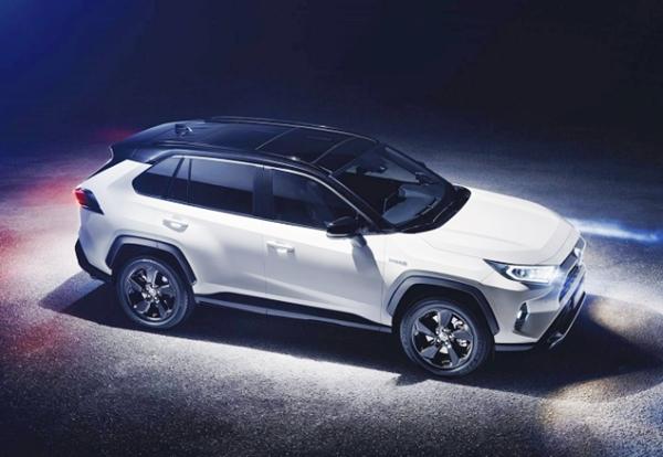 2019 Toyota RAV4 Hybrid Fuel Economy