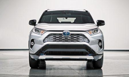 2019 Toyota RAV4 MPG Hybrid Canada