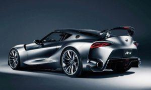 2019 Toyota Supra Concept Release Date Australia
